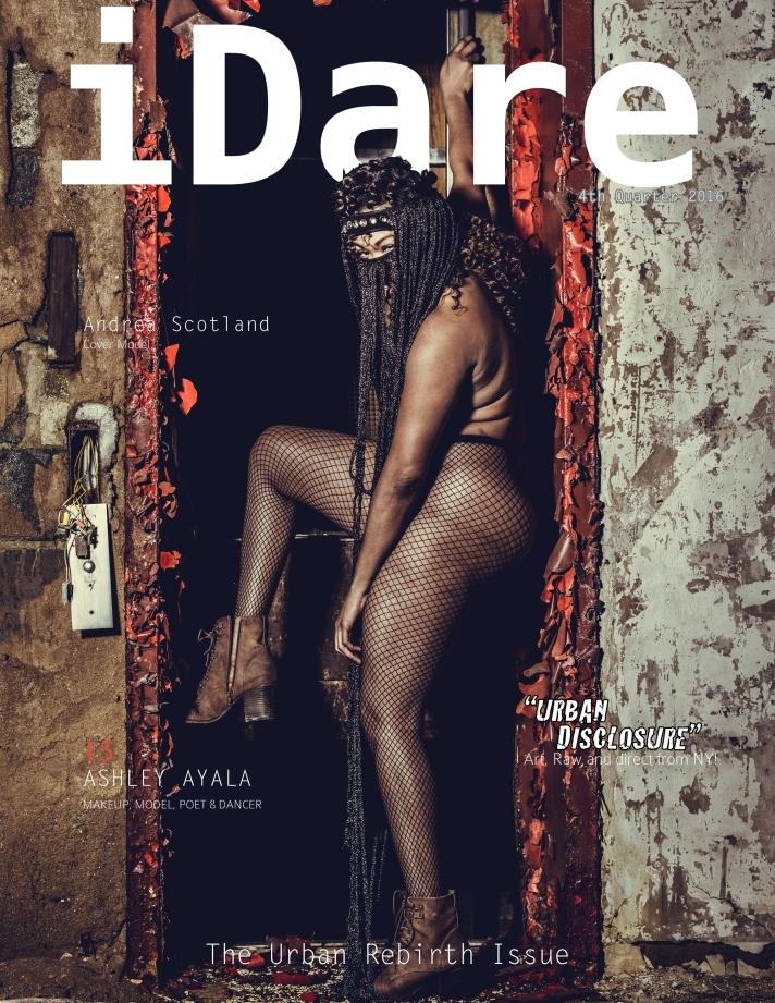 idare Magazine Q4 2016letter